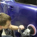 Как сделать тусклый блеск вашего автомобиля
