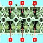 Как снять головку цилиндров на Hyundai