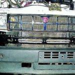 Как снять и установить бампер на Dodge Trucks