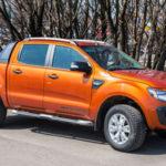 Как снять и установить рулевую колонку в Ford Ranger