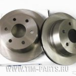 Как снять тормозные роторы с Chevy Avalanche