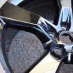 Как сохранить хромированные диски от ржавчины