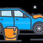 Как убрать поврежденный дымом автомобиль