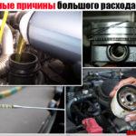 Как удалить масло из двигателя, в котором слишком много