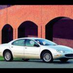 Как удалить стартер Chrysler Concorde