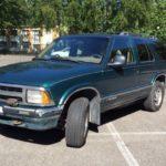 Как улучшить пробег бензина в Chevrolet Blazer