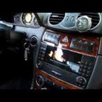 Как установить Bluetooth в 2005 году Mercedes C-Class