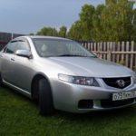 Как установить динамики в Honda Accord 2004 года?