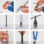 Как установить Helicoil в алюминиевую головку