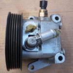 Как установить насос гидроусилителя руля на Ford Focus