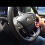 Как установить новую рулевую рейку в Ford Focus