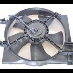 Как устранить неисправность вентилятора кавалерского радиатора