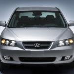 Как устранить проблему с фарой на Hyundai Sonata