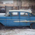 Как восстановить Ford Fairlane