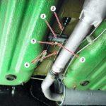 Как выполнить регулировку стояночного тормоза в Geo Tracker