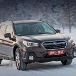 Как выполнить тест на сжатие двигателя в Subaru Outback