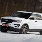 Как я могу исправить ремни безопасности в Ford Explorer?