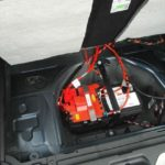 Как заменить аккумулятор на BMW X5