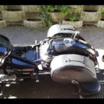 Как заменить аккумулятор на мотоцикле Honda Shadow