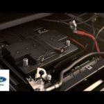 Как заменить аккумулятор в дизеле F-250