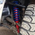 Как заменить амортизаторы и стойки в Toyota Tundra