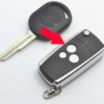 Как заменить батарею пульта дистанционного управления в Buick