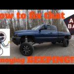Как заменить Clockspring в Dodge Ram