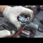 Как заменить цилиндр замка зажигания