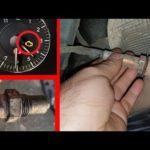 Как заменить датчик кислорода на 3,3 л Dodge
