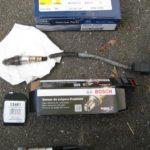 Как заменить датчик кислорода в Hyundai Tiburon