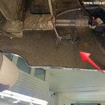 Как заменить датчик колеса ABS в Dodge Ram