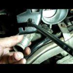 Как заменить датчик кривошипа в Buick 3100