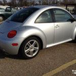 Как заменить электропривод зеркала в VW Beetle