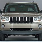 Как заменить фару Jeep Grand Cherokee 2007 года
