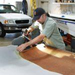 Как заменить хедлайнер форда F-150