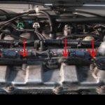 Как заменить катушку зажигания в шевроле камаро