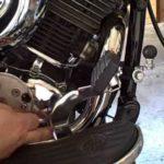 Как заменить масло на Yamaha V Star 650