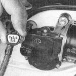 Как заменить мотор стеклоочистителя на лексус