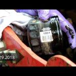 Как заменить моторное масло в Kubota B7500