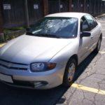 Как заменить натяжитель ремня на Chevy Cavalier 1998 года