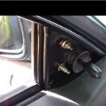 Как заменить окно со стороны водителя на Toyota Corolla