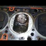 Как заменить опоры двигателя на GMC