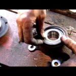 Как заменить подшипники колеса в 2005 году Nissan Sentra
