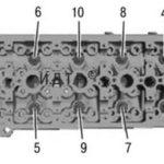Как заменить прокладки головки блока цилиндров в двигателе Ford объемом 5,4 л