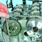 Как заменить прокладку головки Hyundai