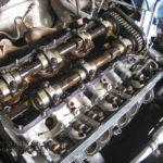Как заменить прокладку головки в VW VR6