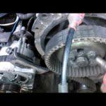 Как заменить ремень ГРМ Ford 2.5
