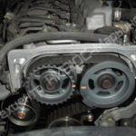 Как заменить ремень ГРМ в форд рейнджере