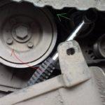 Как заменить ремень ГРМ в Honda Civic 2002 года