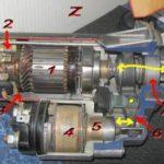 Как заменить соленоид стартера в Toyota
